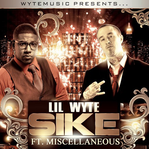 Lil Wyte альбом Sike (feat. Miscellaneous)