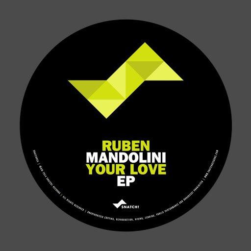 Ruben Mandolini альбом Your Love EP
