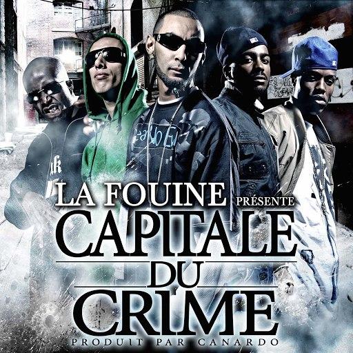 La Fouine альбом Capitale du crime