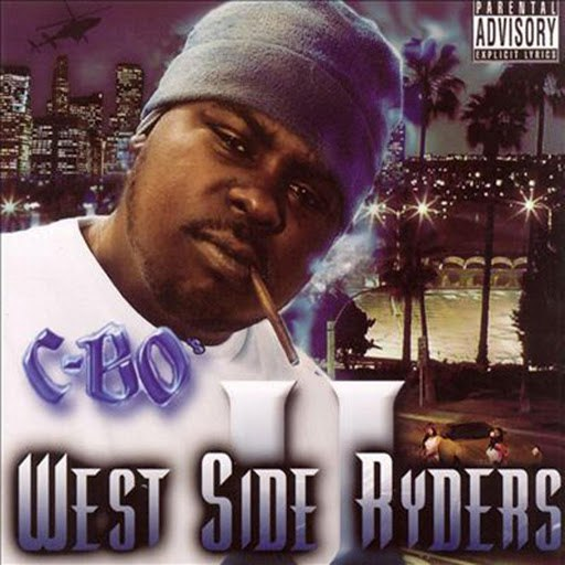 C-Bo альбом West Side Ryders 2