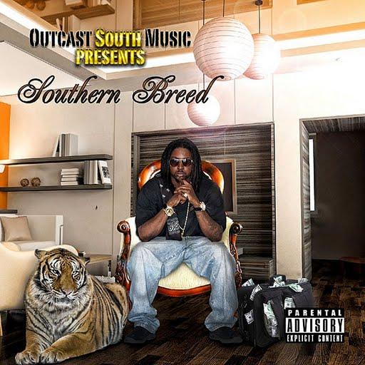 C-Bo альбом Southern Breed
