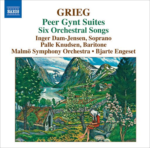 Edvard Grieg альбом Grieg: Peer Gynt Suites - Orchestral Songs