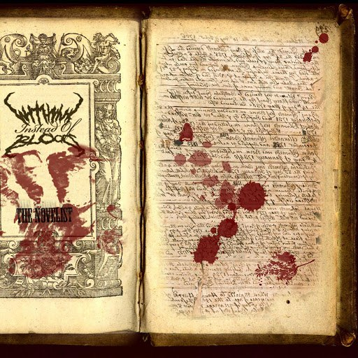 With Ink Instead Of Blood альбом The Novelist