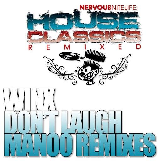 Josh Wink альбом Don't Laugh (Manoo Remixes)