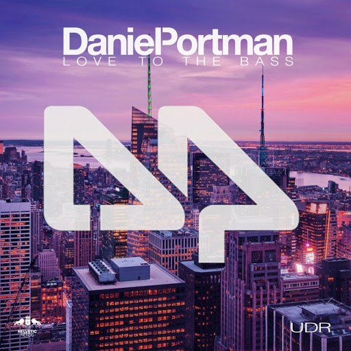 Daniel Portman альбом Love to the Bass