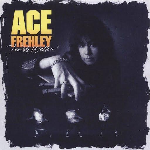 Ace Frehley альбом Trouble Walkin'
