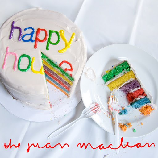 The Juan Maclean альбом Happy House