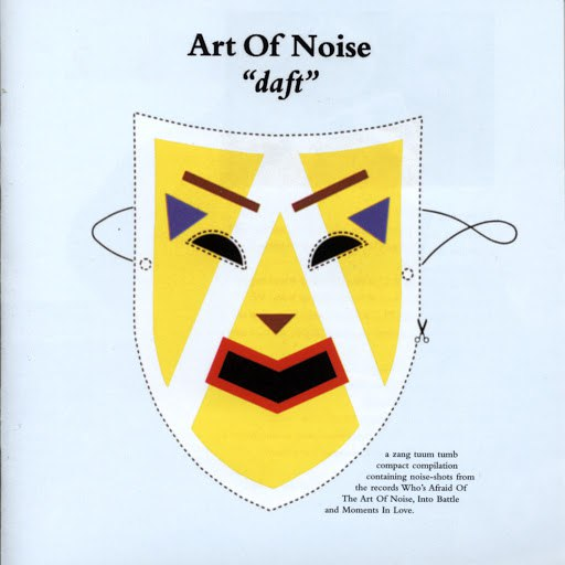 Art Of Noise альбом Daft