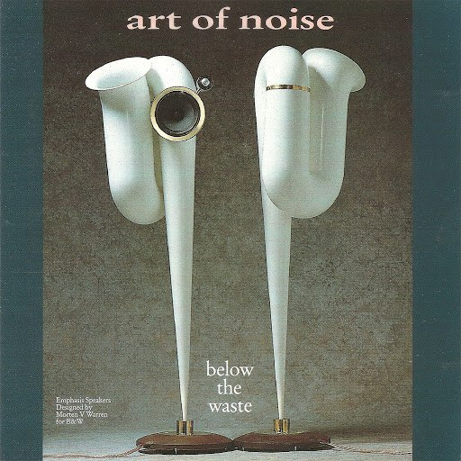 Art Of Noise альбом Below the Waste