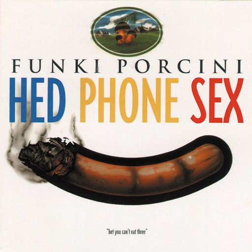 Funki Porcini альбом Hed Phone Sex