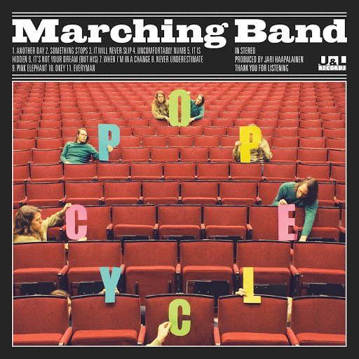 Marching Band альбом Pop Cycle