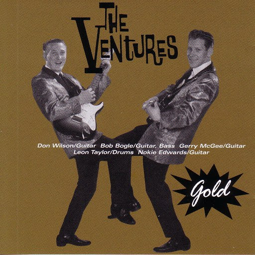The Ventures альбом Gold