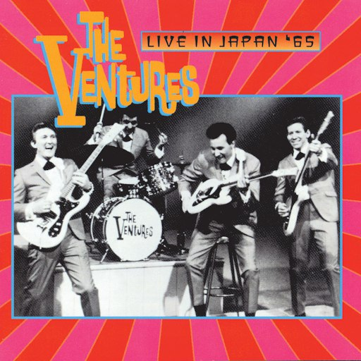 The Ventures альбом Live In Japan '65