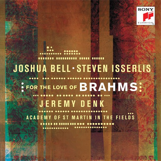 Joshua Bell альбом For the Love of Brahms