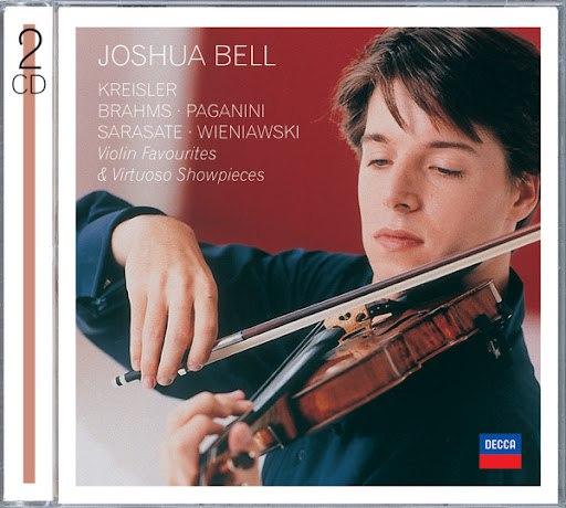 Joshua Bell альбом Violin Favourites And Virtuoso Showpieces
