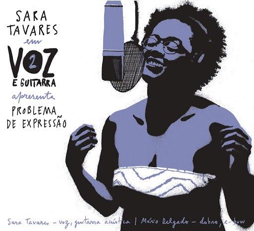 Sara Tavares альбом Problema de Expressão