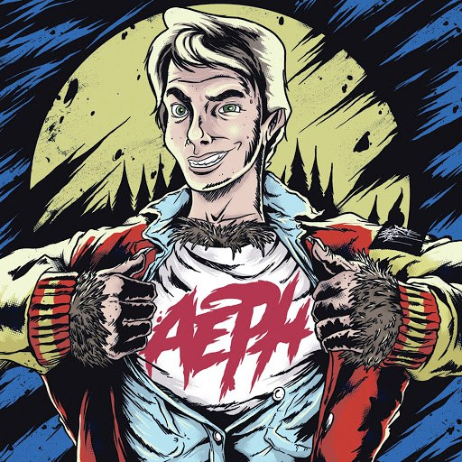 Aeph альбом Bad Wolf / Scumbag