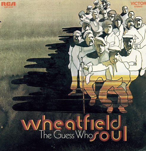 The Guess Who альбом Wheatfield Soul