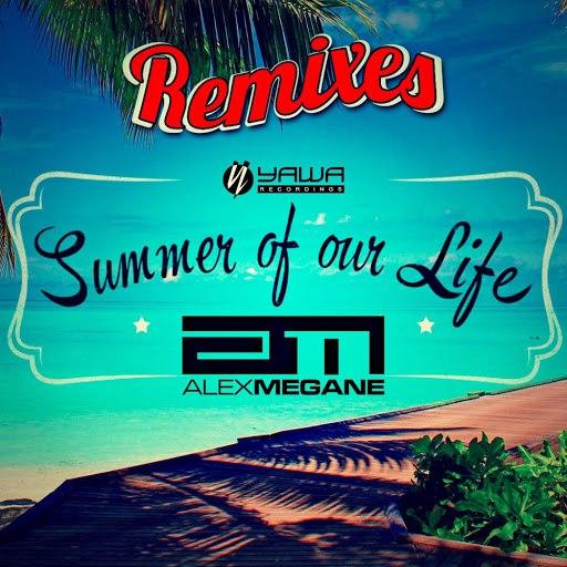 Alex Megane альбом Summer of Our Life (Remixes)
