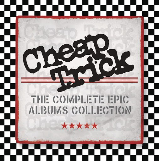 Cheap Trick альбом The Complete Epic Albums Collection