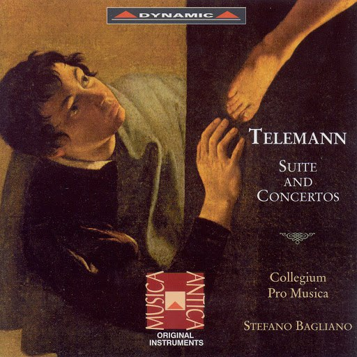 GEORG PHILIPP TELEMANN альбом Telemann: Suite And Concertos
