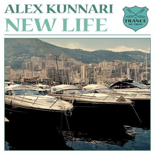 Alex Kunnari альбом New Life