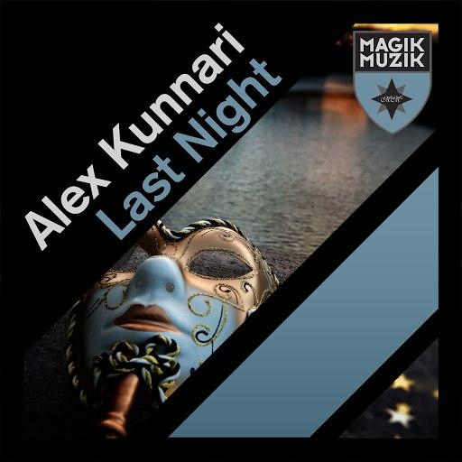 Alex Kunnari альбом Last Night