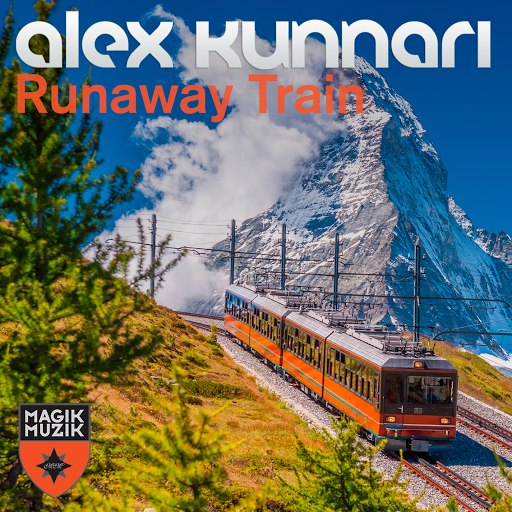 Alex Kunnari альбом Runaway Train