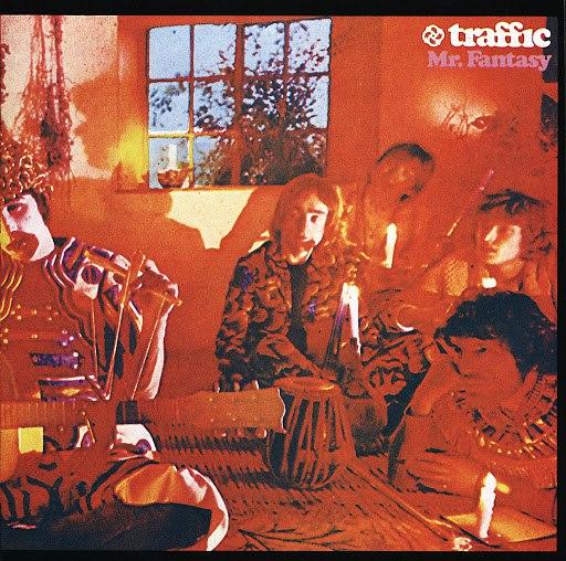 Traffic альбом Mr. Fantasy