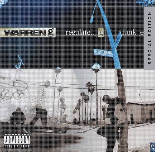 Warren G альбом Regulate... G Funk Era (Special Edition)