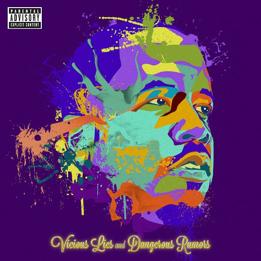 Big Boi альбом Vicious Lies and Dangerous Rumors (Explicit Booklet Version)
