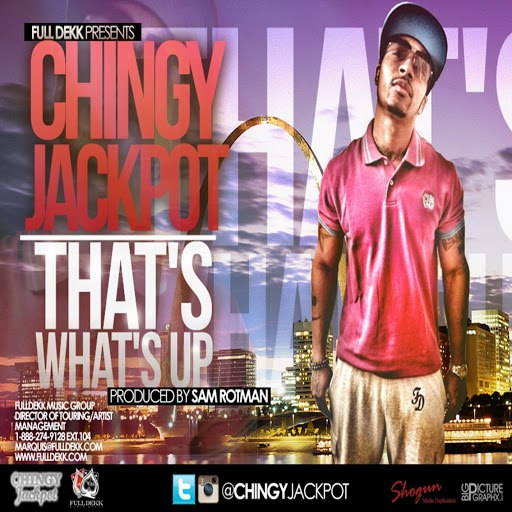 Chingy альбом That's What's Up