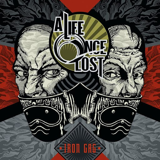 A Life Once Lost альбом Iron Gag