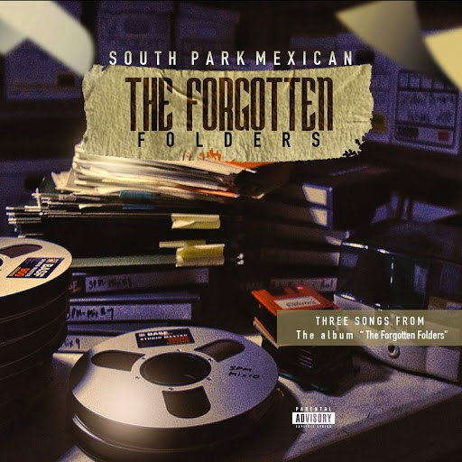 SPM альбом The Forgotten Folders
