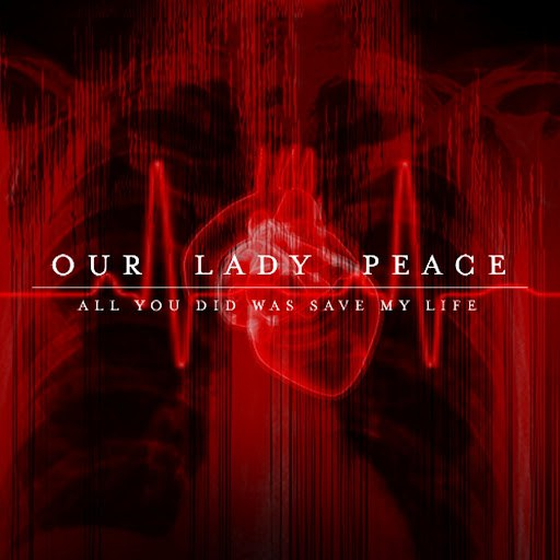 Our Lady Peace альбом All You Did Was Save My Life