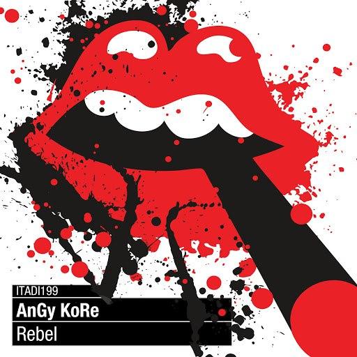 AnGy KoRe альбом Rebel