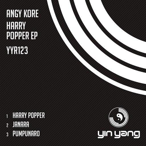 AnGy KoRe альбом Harry Popper EP