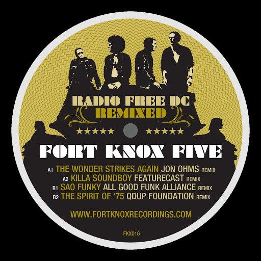 Fort Knox Five альбом Radio Free DC Remixed Vol. 3
