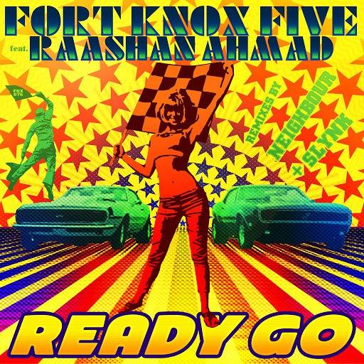 Fort Knox Five альбом Ready Go
