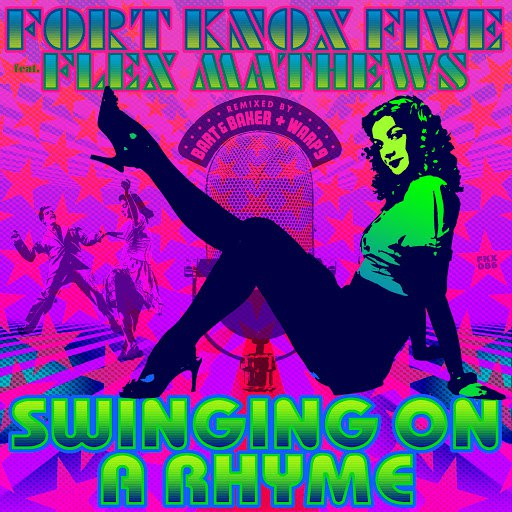 Fort Knox Five альбом Swinging on a Rhyme