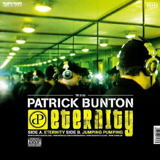 patrick bunton альбом EternityJumping Pumping