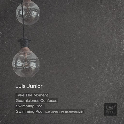 luis junior альбом Take The Moment EP