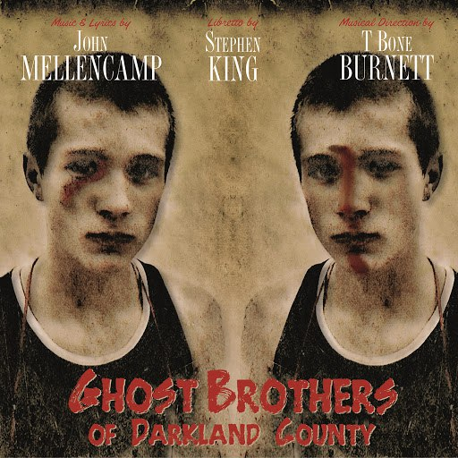 John Mellencamp альбом Ghost Brothers Of Darkland County