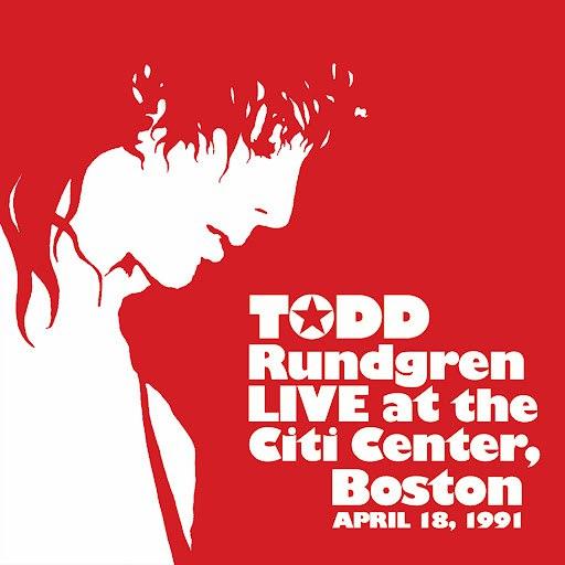 Todd Rundgren альбом Citi Center, Boston 04/18/1991