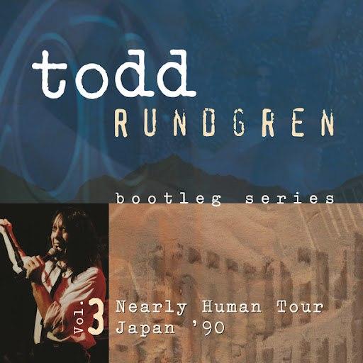 Todd Rundgren альбом Nearly Human Tour, Japan '90