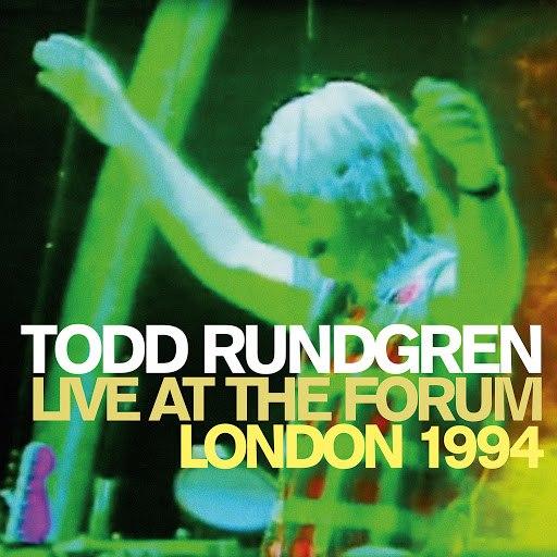 Todd Rundgren альбом Live at the Forum - London 1994
