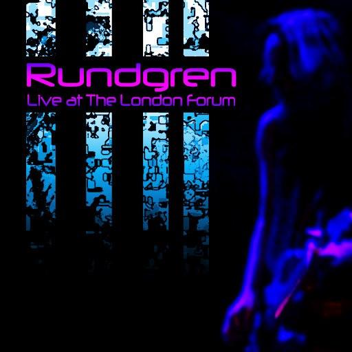 Todd Rundgren альбом Live at the London Forum