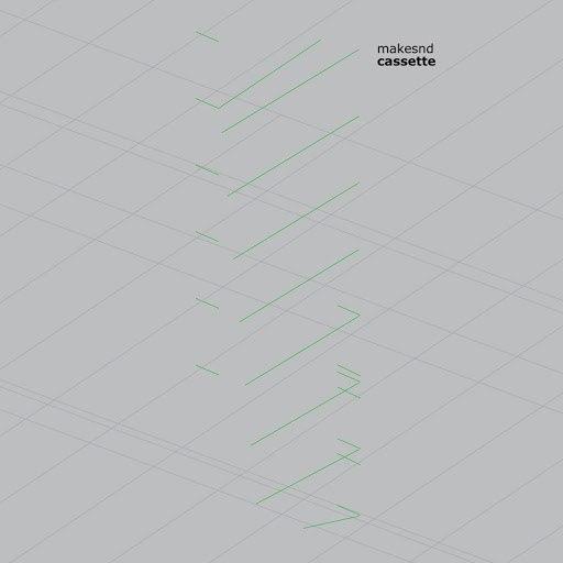 SnD альбом makesnd cassette