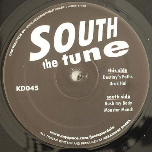 South альбом The Tune