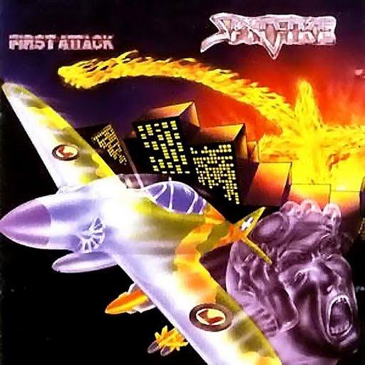Spitfire альбом First Attack